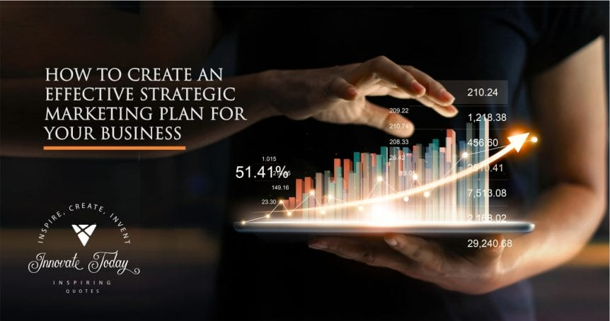 How to create an Effective Strategic Marketing Plan for your Business