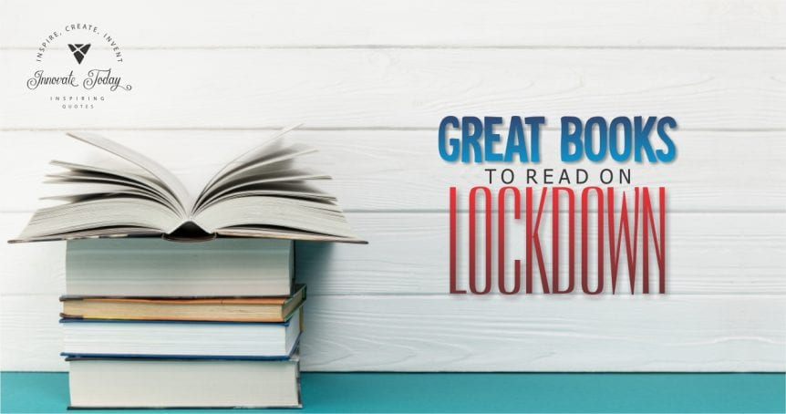 Great Books to Read on Lockdown
