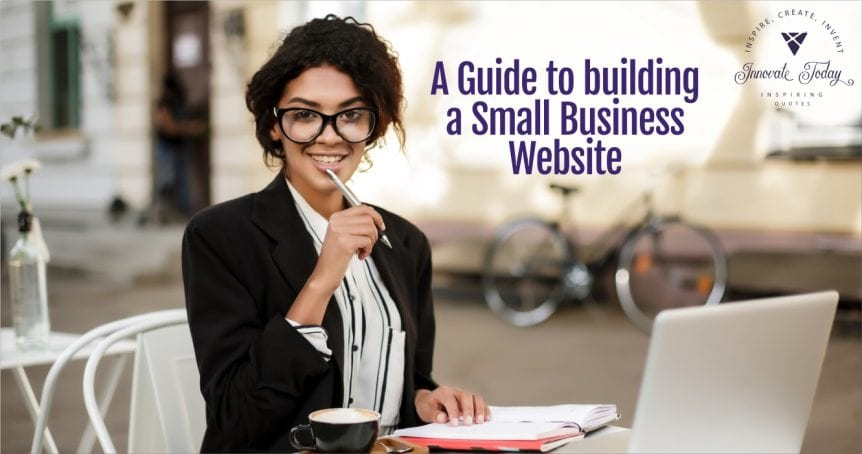 A Guide to building a Small Business Website