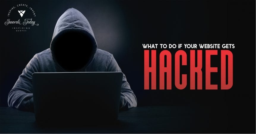 What to do if your Website gets Hacked